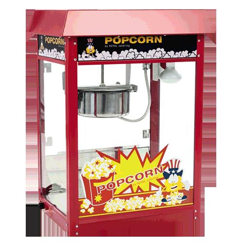 popcornmaschine rot